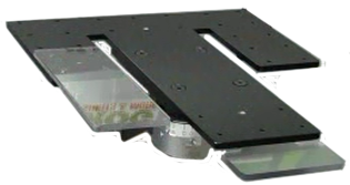 Small Rectangle Platen Insert Touchdown for Brother GT-541 GT-782 Printers
